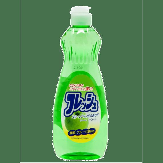 dlya mytya posudy rocket soap enjoy awas zelenoe yabloko 600 ml.