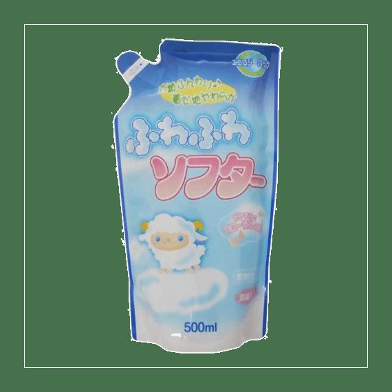 dlya stirki rocket soap fuwafuwa 500 ml.