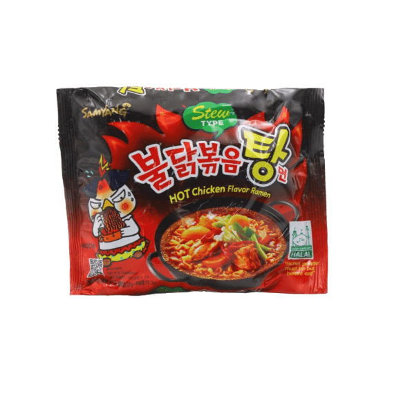 lapsha samyang hot chicken ramen flavor stew ostraya so vkusom tushyonoj kuriczy 145 g