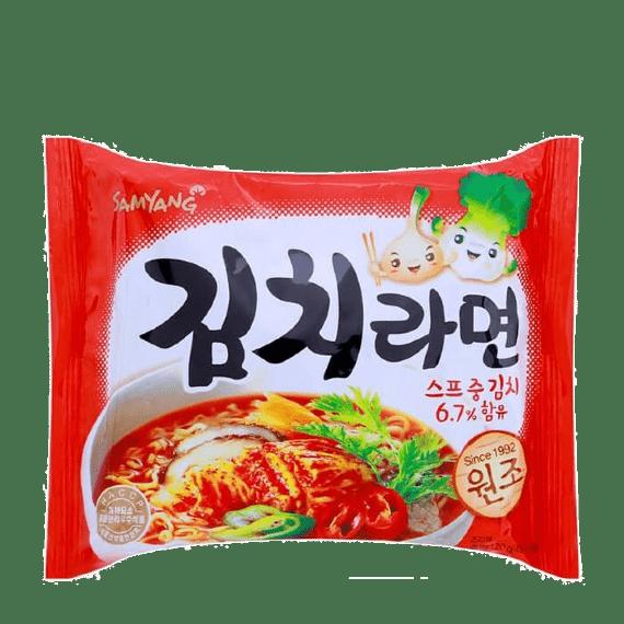 lapsha samyang kimchi so vkusom kimchi 120 g