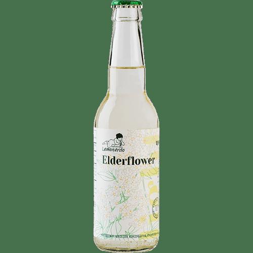 limonad lemonardo elderflower light 0.33 l