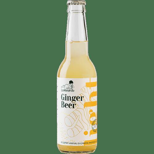 limonad lemonardo ginger beer light 0.33 l