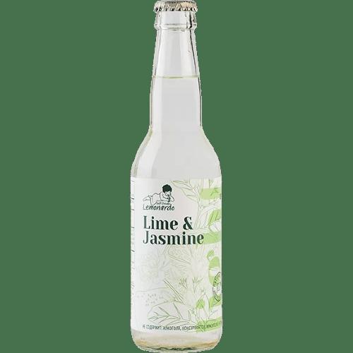 limonad lemonardo lime jasmine light 0.33 l