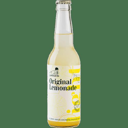 limonad lemonardo original lemonade light 0.33 l