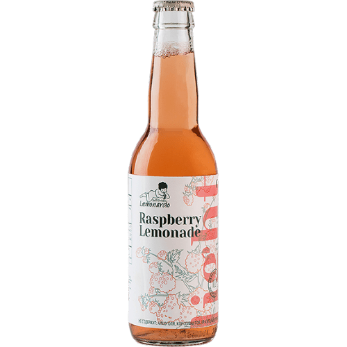 limonad lemonardo raspberry light 0.33 l