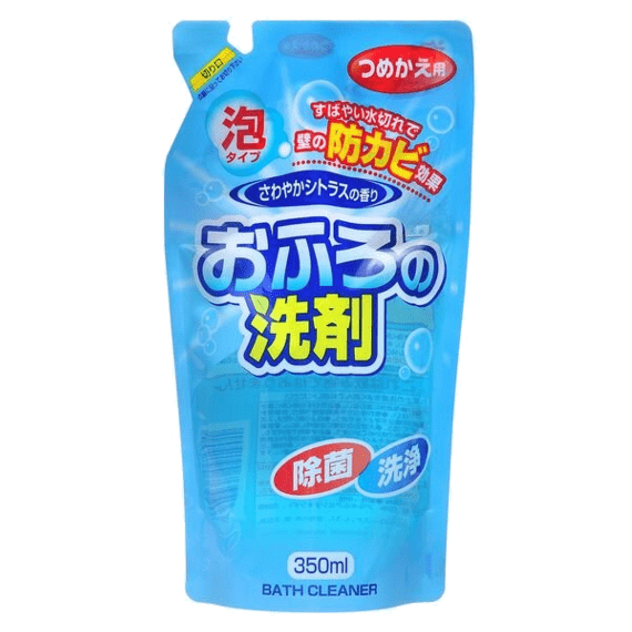 sredstvo antiplesen rocket soap bath cleaner czitrus 350 ml.
