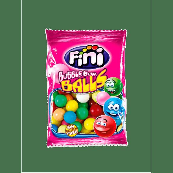 zhevatelnaya rezinka fini bubble gum ball 100 g.